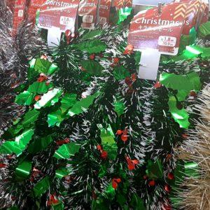 ダイソー クリスマス モール