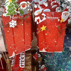 ダイソー クリスマス ピック