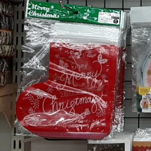 セリア クリスマス ラッピング