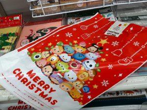 セリア クリスマス ディズニー