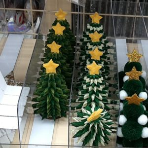 セリア クリスマスツリー
