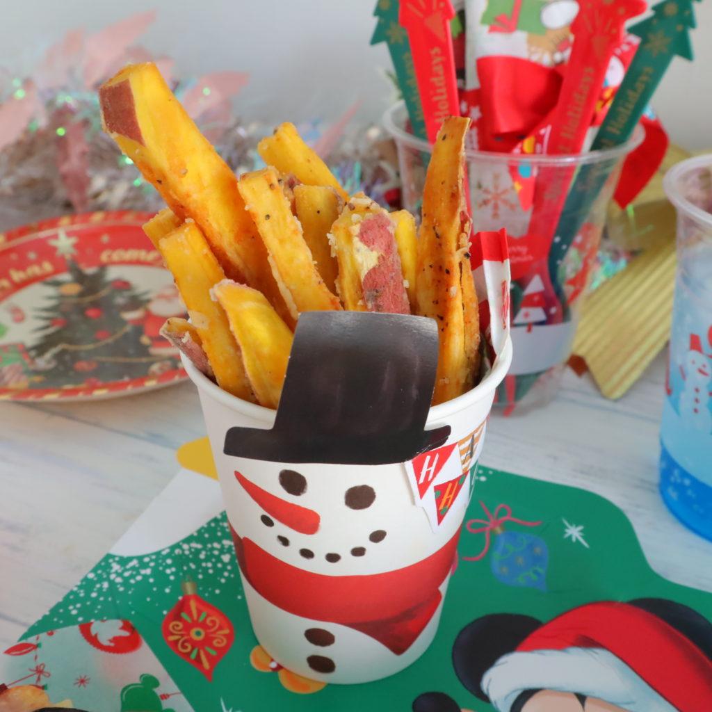 クリスマス パーティー料理