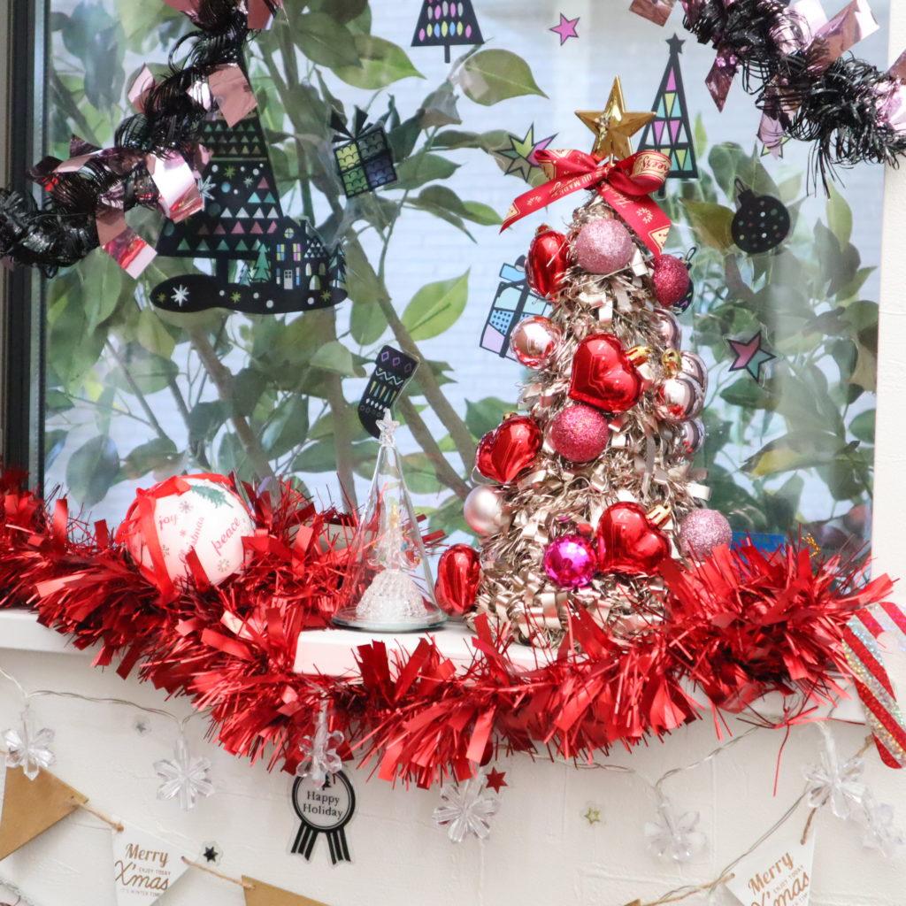 クリスマス 部屋 飾りつけ