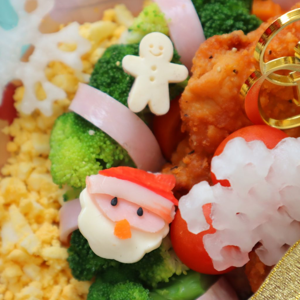 クリスマス お弁当 グッズ