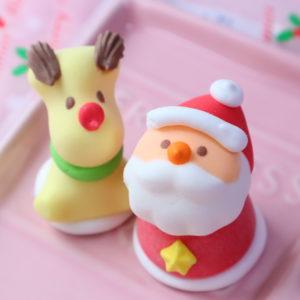 ダイソー クリスマス ケーキ飾り