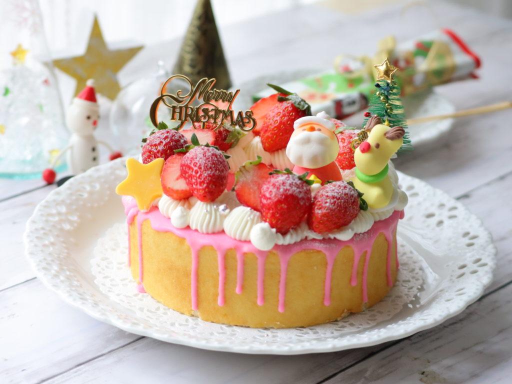 クリスマスケーキ バームクーヘン