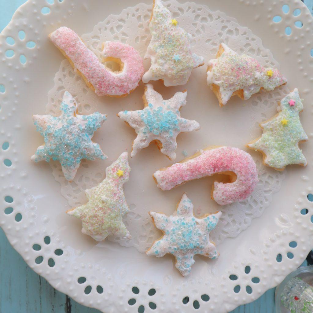 クリスマス お菓子 簡単