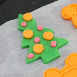 クリスマスクッキーこども