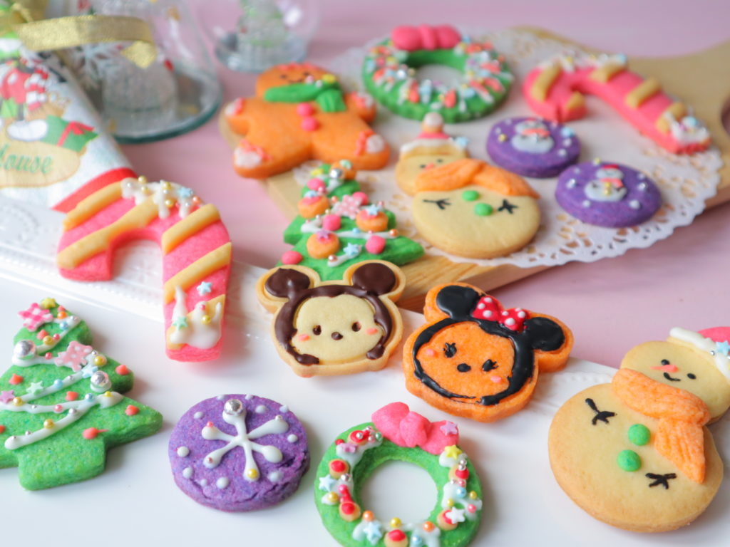 クリスマス お菓子 かわいい