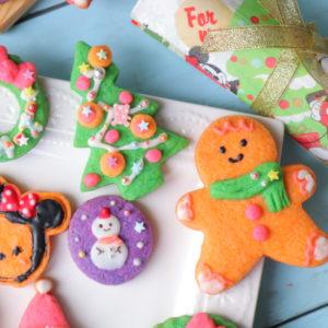 クリスマス お菓子 レシピ かわいい