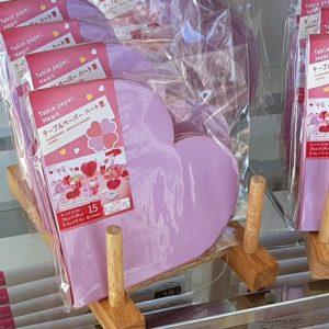 ダイソー バレンタイン ラッピング