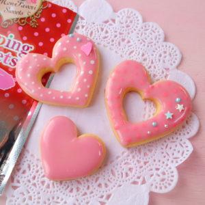 アイシングクッキー 可愛い 簡単