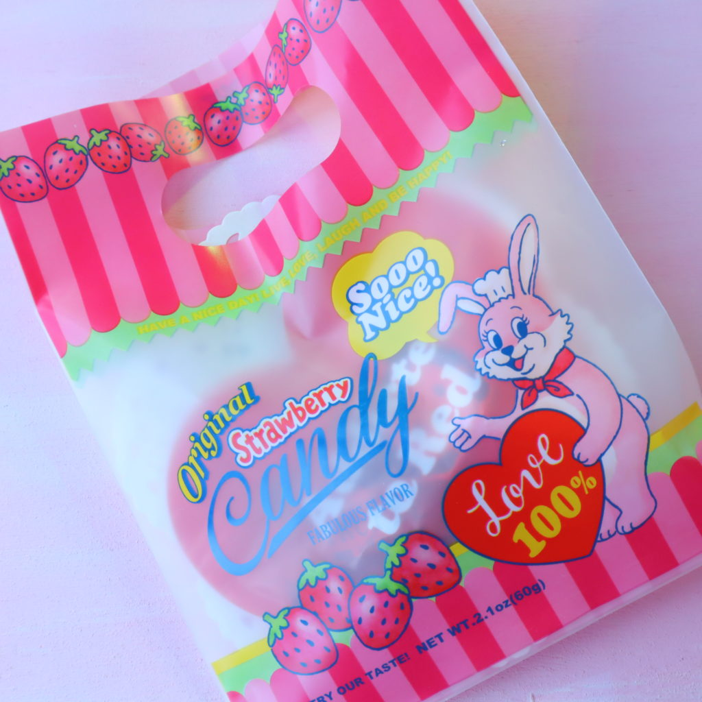 セリア バレンタイン 袋