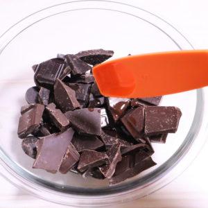 コーティングチョコ 作り方