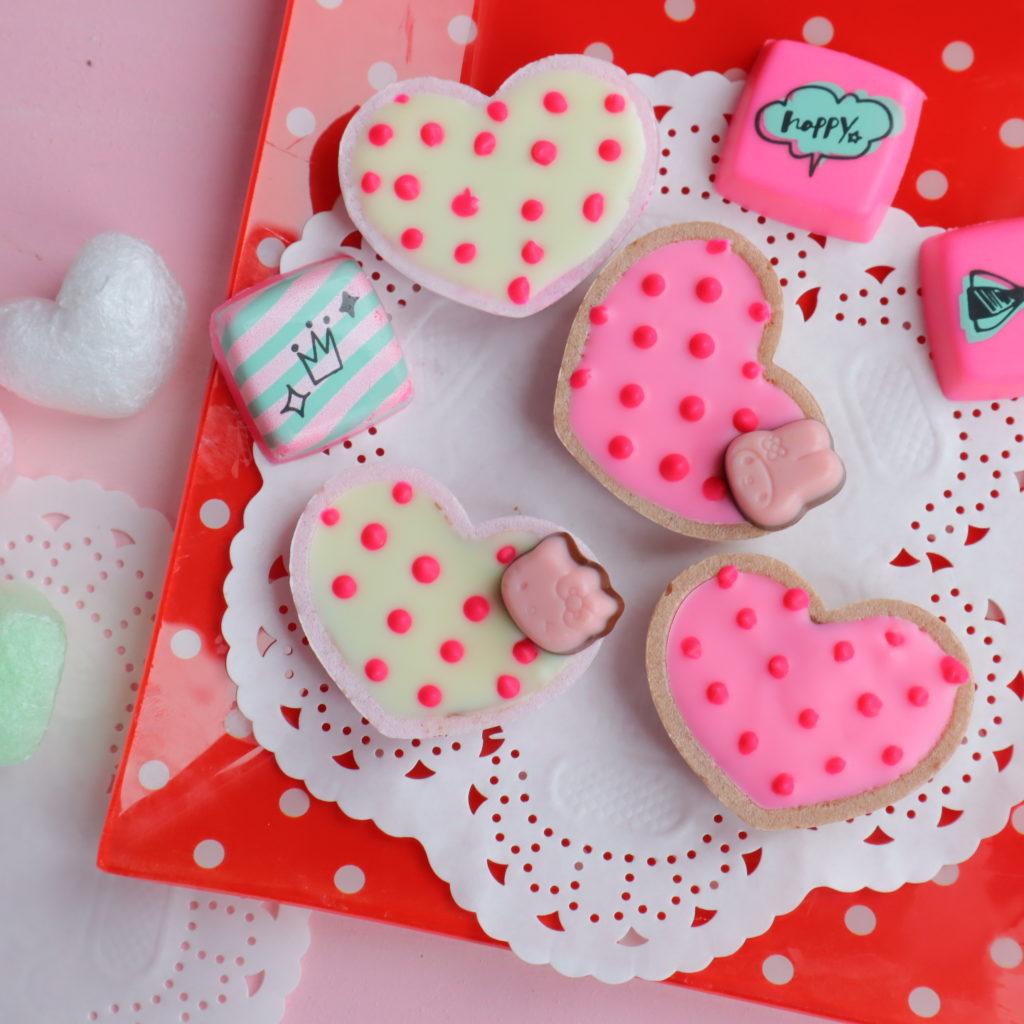バレンタイン 手作り 中学生