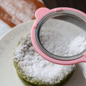 抹茶ガトーショコラ レシピ