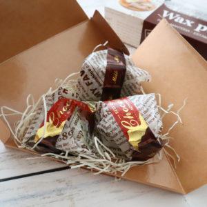 ガトーショコラ ラッピング 箱