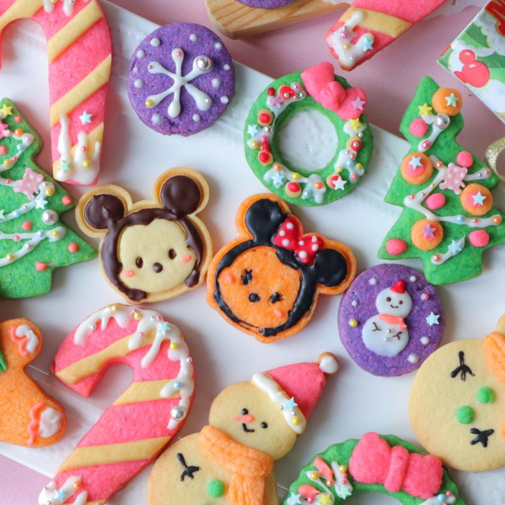 クッキー レシピ 可愛い