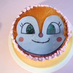 アンパンマン バースデーケーキ