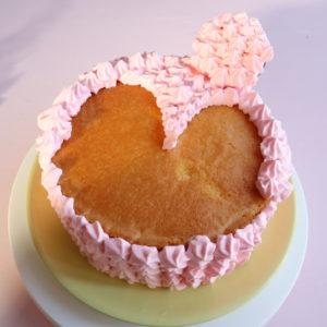 キャラクターケーキ アンパンマン