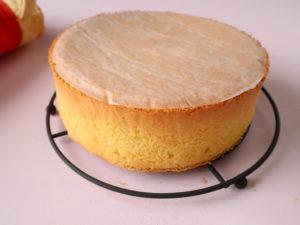 ふわふわスポンジケーキ レシピ