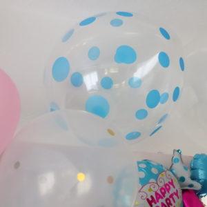 セリア 誕生日 風船