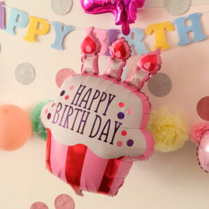 誕生日 飾りつけ 100均