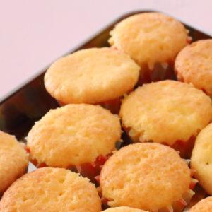 カップケーキ レシピ HM