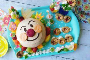 アンパンマン 誕生日ケーキ