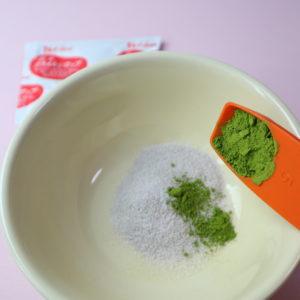 濃厚抹茶ソース レシピ