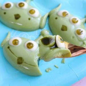 リトルグリーンメン お菓子