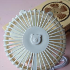 ダイソー ハンディ扇風機