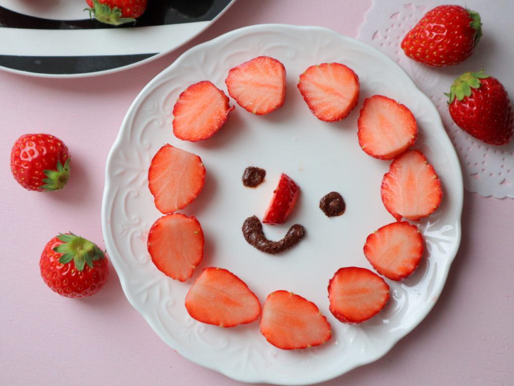 イチゴ 栄養素