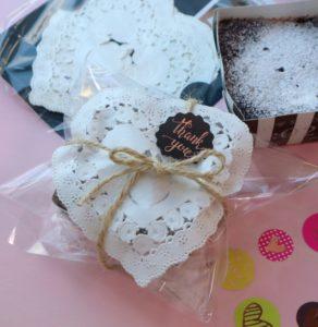 ガト―ショコラ ラッピング バレンタイン