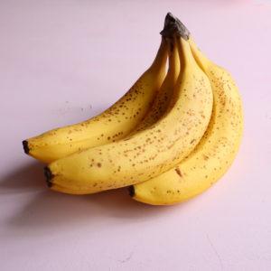 バナナ 保存 冷蔵庫