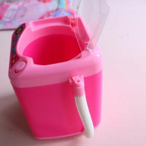 ダイソー 洗濯機おもちゃ