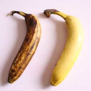バナナ 冷蔵庫 黒くなる