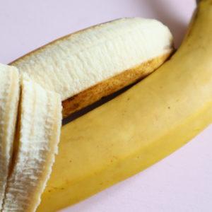 バナナ いつ食べると効果的