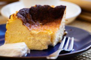 バスク風チーズケーキとは