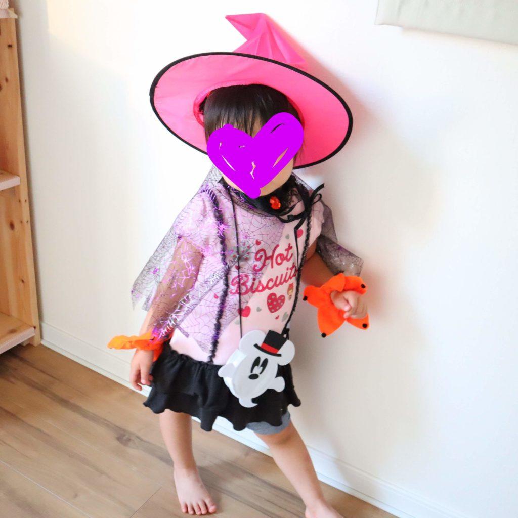 ハロウィン 仮装 子供 女の子