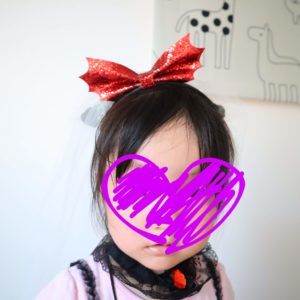 ハロウィン 仮装 子供 100均