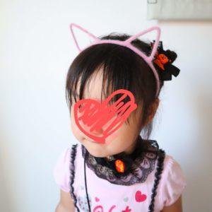 ハロウィン 仮装 100均 子供