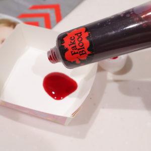 ダイソー 血のり