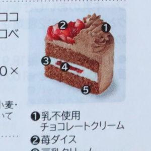 クリスマスケーキ予約 ローソン