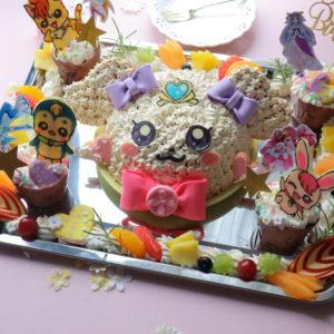 プリキュア ラテ ケーキ