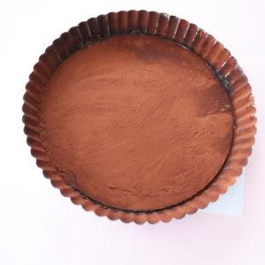 チョコタルト生地 レシピ