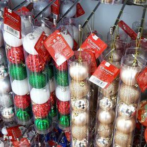 ダイソー クリスマスオーナメント