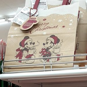 100均 クリスマス ラッピング 袋