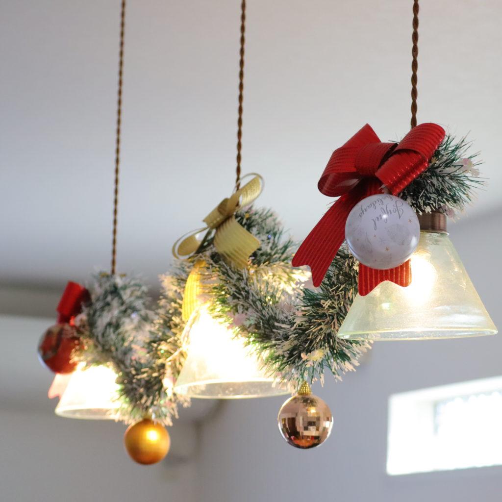 クリスマス飾り 手作り