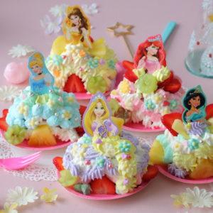 ドレスケーキ 作り方